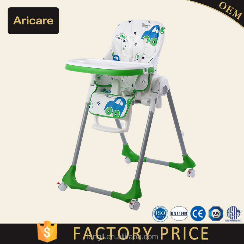 EN14988 Approved High Chair Baby Feeding From Aricare