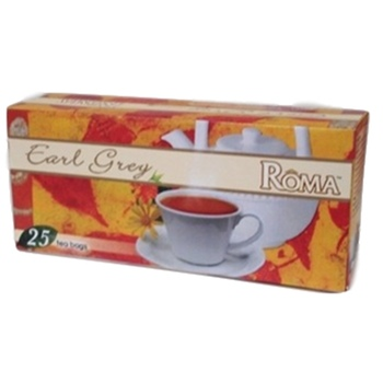 Most Popular Wholesale Roma Earl Grey Tea Bags