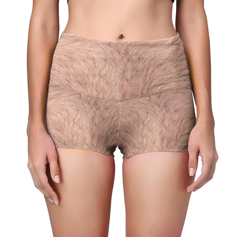 Beloved Shirts Sexy Legs Yoga Shorts