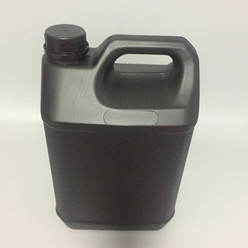 5 liter plastic jerry can for chemical ink alcohol disinfectant