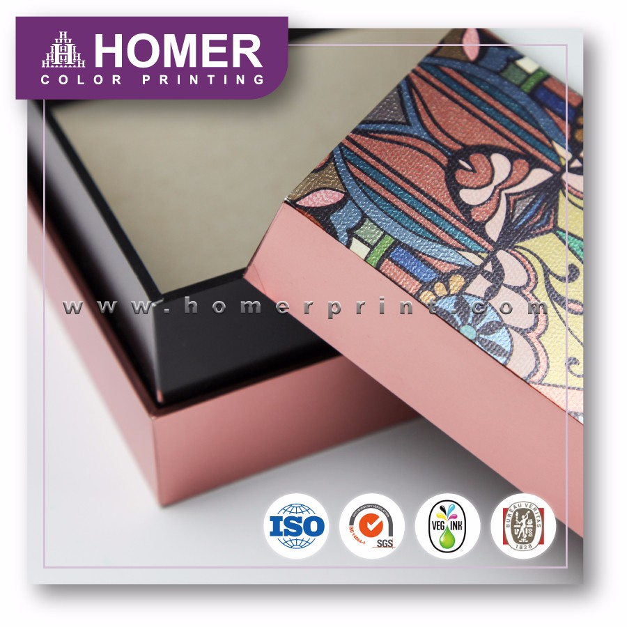 HOMER Personalized customized size premium Paper Gift Box