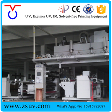 CE Certified High Quality Zhongshan uv paint drying system for car anti-explosion film