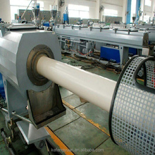 KFY 355-630mm pvc water supply service pipe tube manufacturing machine