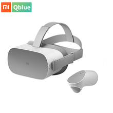 Original xiaomi vr standalone all in one vr <span class=keywords><strong>óculos</strong></span> 3d <span class=keywords><strong>óculos</strong></span> vr <span class=keywords><strong>jogo</strong></span> com tela lcd 3gb64gb 2 k com controle remoto