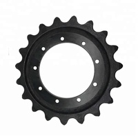 Best Quality Excavator Wheel PC30 Roller Chain Sprocket