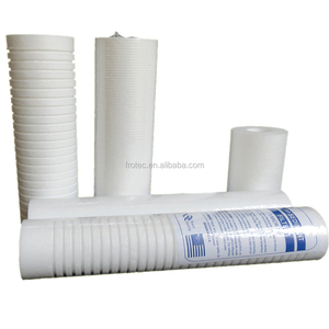 Sediment 5 Micron Melt Blown Pp Water Filters Replacement Cartridges