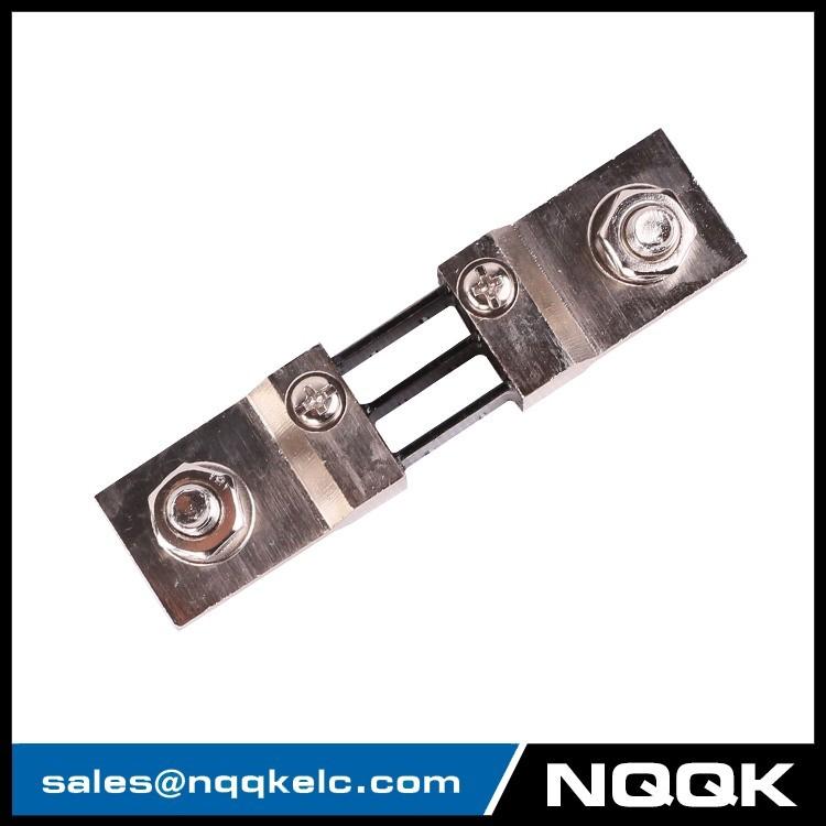 2 nqqk 300A 55mV DC Electric current shunt resistor for watt meter.JPG
