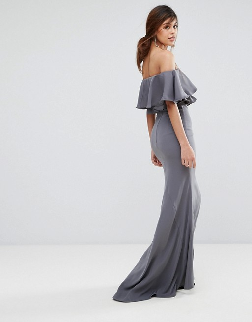 Factory Custom 2019 Newest Sleeveless Long Evening dress chiffon new style