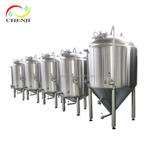 copper conical fermenter, red copper fermentation tank, Copper Jacketed beer conical fermenters suppliers