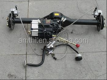 Regenerative braking electric golf car motor 3kw hydraulic for Electrical braking of dc motor