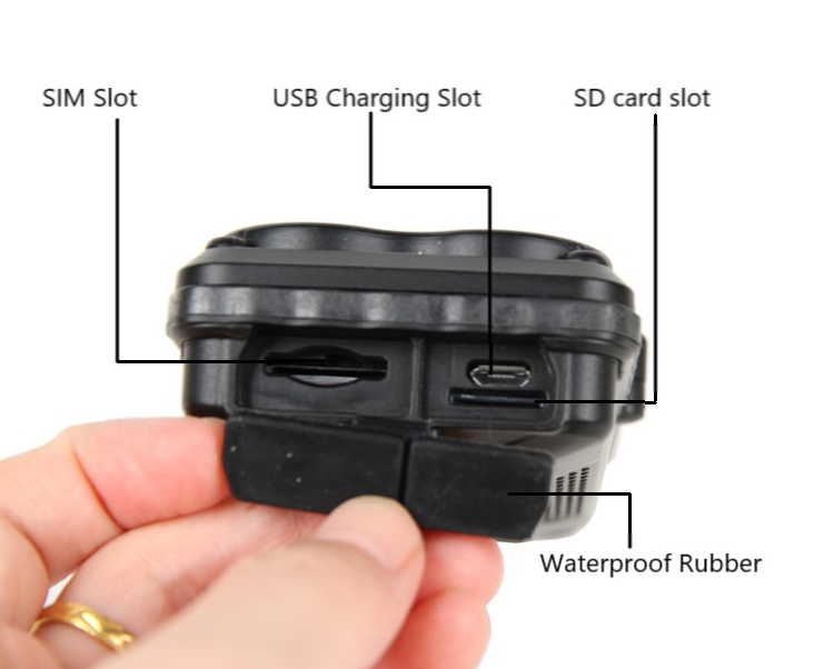 vida útil da bateria 3g gps tracker localizadorTK20G