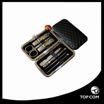 Nail Salon Uniformnail Buffer Manicure Set