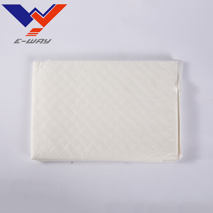 Soft Breathable Non-woven Adult Disposable Incontinence Underpad