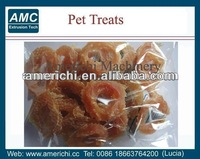 Automatic Pet chews treats machine
