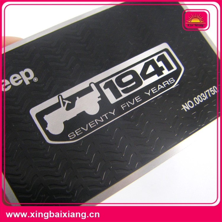 Custom Metal Organizer Card/metal Business Cards China - Buy Metal ...