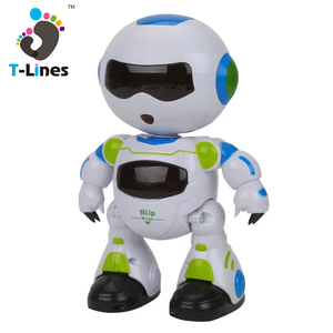 Touch control dancing toys rc robot for kid