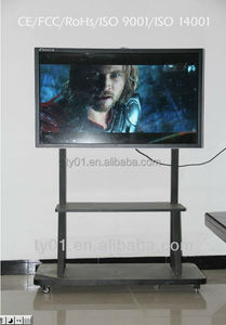 Education touch widescreen board smart PC monitor with wifi touch screen midea player