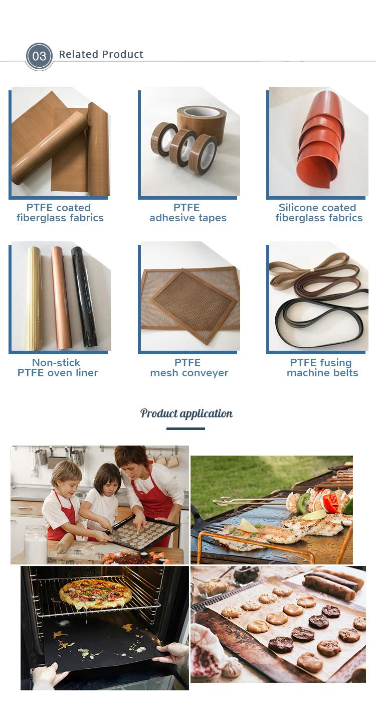 Dongjian अनुकूलित सस्ते ओवन उपकरण पेस्ट्री खाद्य के लिए पैड गैर छड़ी सिलिकॉन पाक चटाई