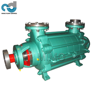 Hot Sale High Pressure 13 hp Horizontal Boiler Feed Centrifugal Multi Stage  Transfer Hot Water Circulation Pump