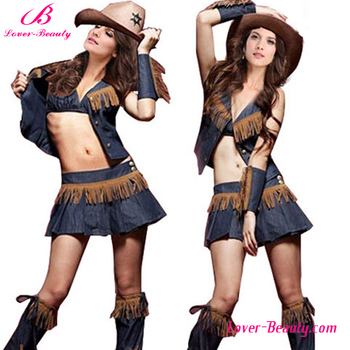 Sexy country costumes