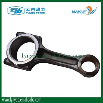 YUNNEI diesel engine parts connecting rod for YN4100QB