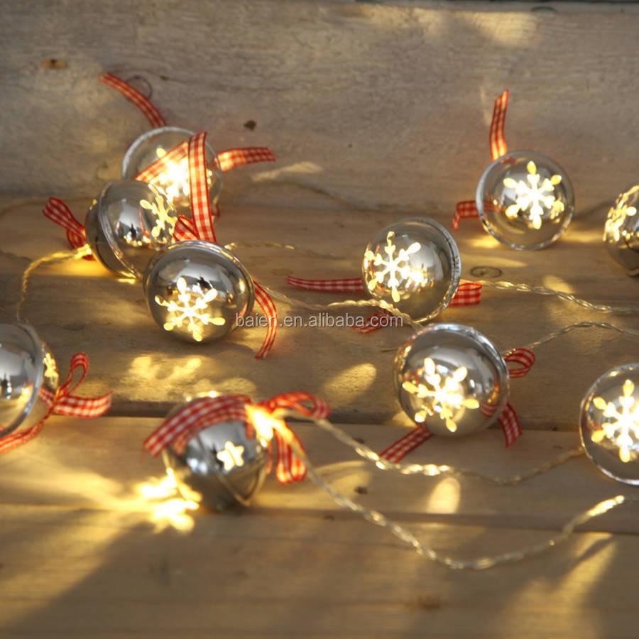 china christmas bell lights wholesale alibaba