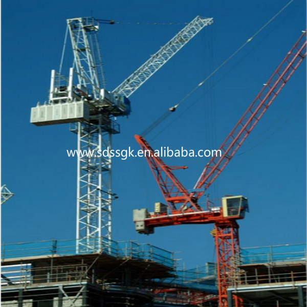 Tower Cranes Square Steel Frame Steel Tube Stock made in China shunshi