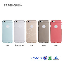 Factory price hot sell TPU case for iphone / high clear mobile phone case cover