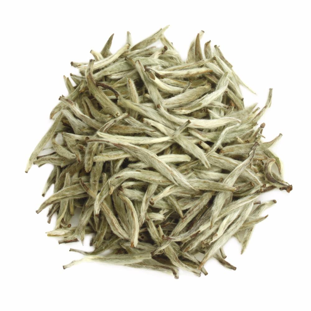 Chinese most famous and sliming White Tea Silver Needle Green Tea - 4uTea   4uTea.com
