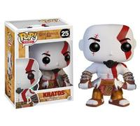 Cheap Anime Figure God of War Figure Toys Wholesale Kratos New Style Figure Funko POP for Collection