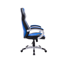 High End New design Dependable performance leather swivel lift boss racing chair
