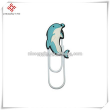 Dolphin shape bookmark with souvenir gifts