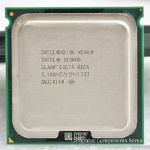 Original  X5460 Processor (3.16GHz/12MB/1333MHz/LGA771)Server CPU