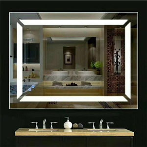 Merveilleux Hotel Backlit Mirror, Hotel Backlit Mirror Suppliers And Manufacturers At  Alibaba.com