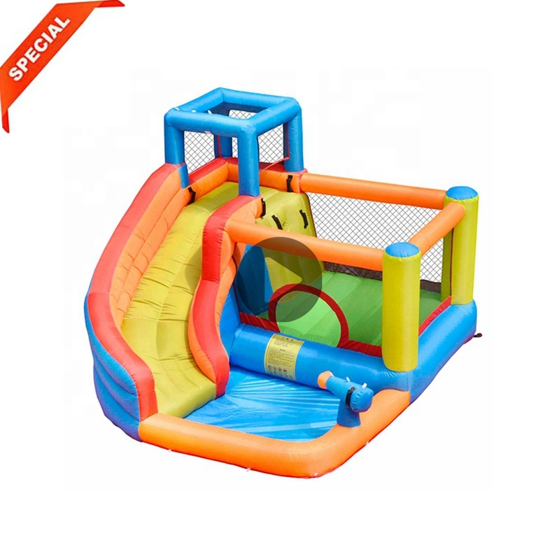 S440B Hot Selling Nylon Best Price Customized Available Mini Water Slide Factory China