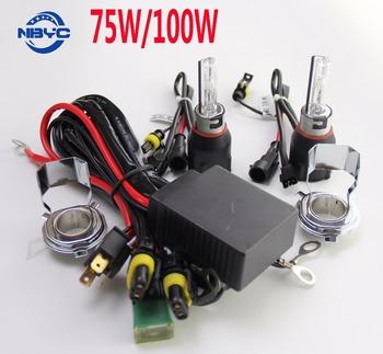 NBYC 75W 100W H4 BI XENON 3 9004 9007