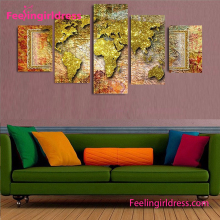 Custom Modern Art Impressions Painting Wall Pictures For Living Room