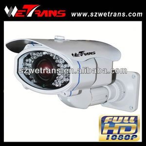 WETRANS TR-SDI733 Outdoor 1920*1080P 50m Night Vision Megapixel waterproof hd sdi camera
