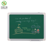 Customized Size Wall Mounted Green Magnetic Chalkboard For Art, Notes And Memos