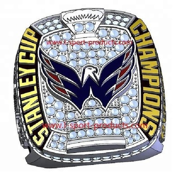 d0cc401cb51 2017 2018 hockey NHL championship ring washington capitals team presale for  Ovechkin  8