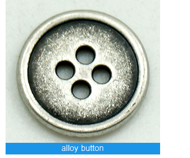 Various Press Snap Button with underparts
