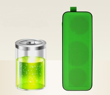 Promotional New Portable Jerry speaker ABS material sound box ev bluetooth speaker