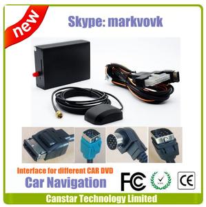 Car GPS box for Alpine Kenwood Pioneer JVC SONY car DVD player