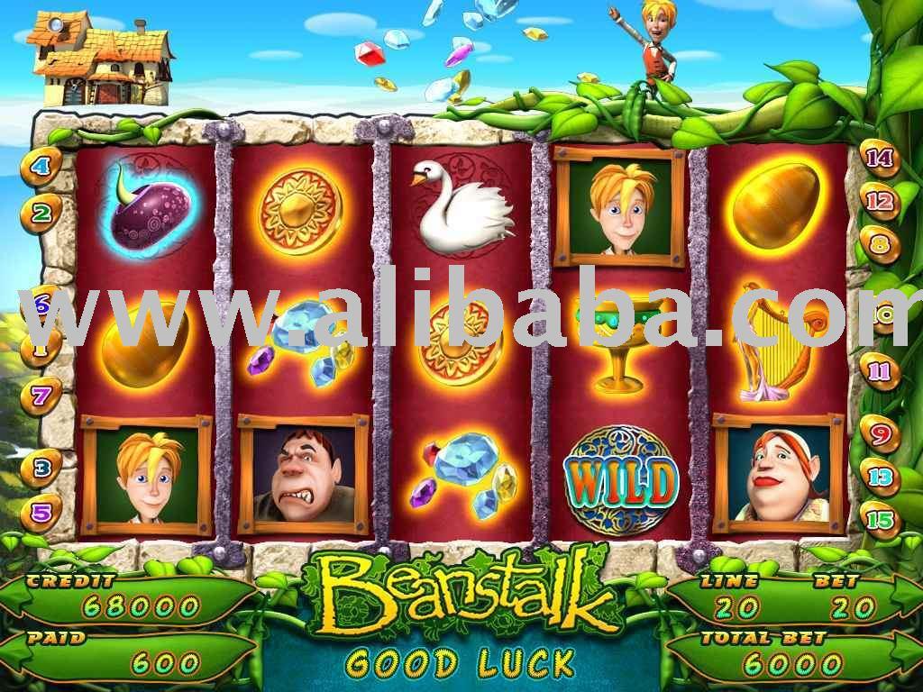 video slot games online