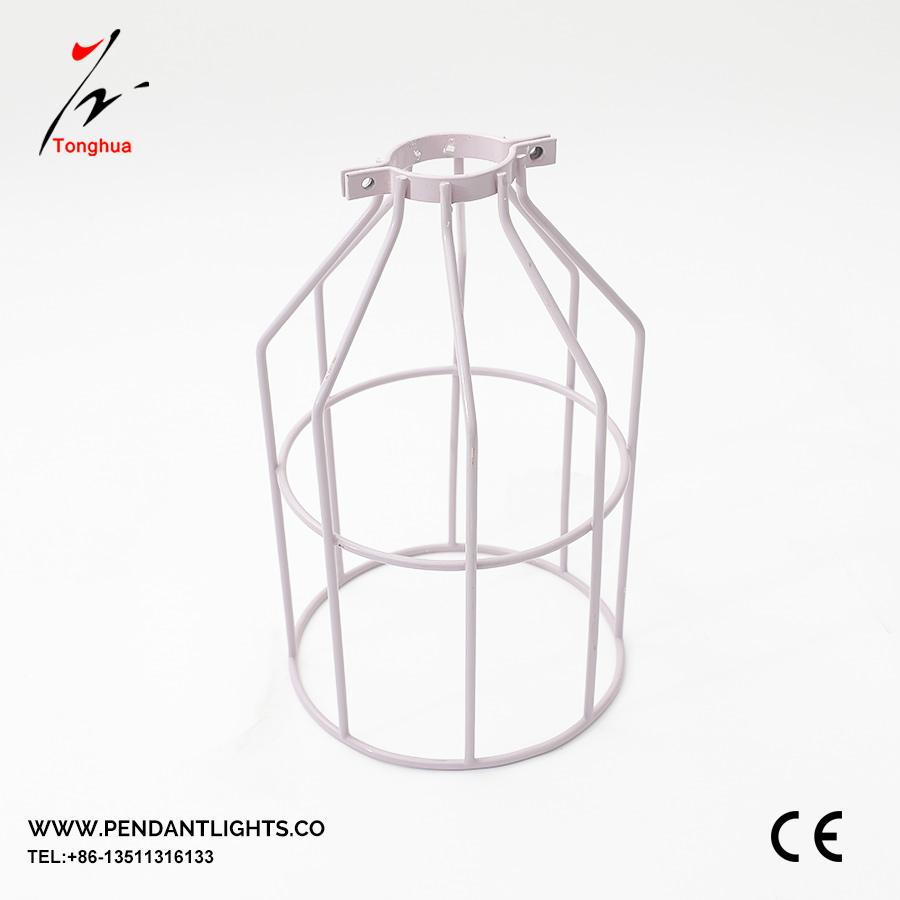 tonghua industrial iron open style bird cage edison bulb
