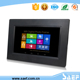 7 inch lcd desktop advertising player with Android systemtablet touch screen advertising player