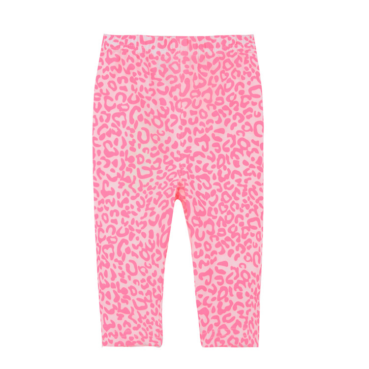 a159925b39ed Get Quotations · Wholesale girls leggings Kids pants cotton prints pants  for girls 2-6 age baby girls