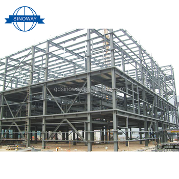 Hot Sale Promotional Two Story Steel Structure Warehouse,Custom Design Of  Steel Structure Ls Negi Pdf - Buy Two Story Steel Structure  Warehouse,Design