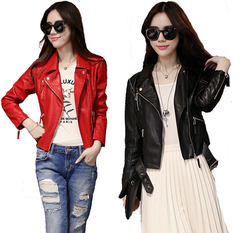Cheap Leather Bomber Women, find Leather Bomber Women deals on ...