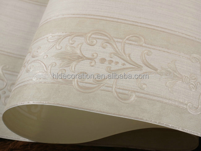 PT6152 HL Decoration fashion design made in china wallpaper